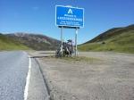 Leaving Aberdeenshire